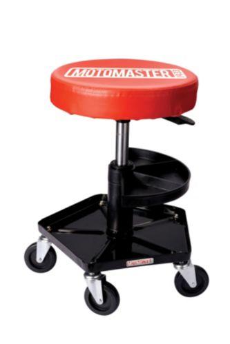 Tabouret pneumatique roulant MotoMaster, 200 lb