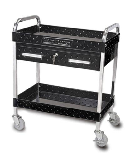 MotoMaster Heavy Duty Tool Cart, 300-lbs