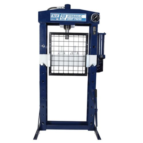 TCE® 20-Ton Professional Hydraulic Shop Press