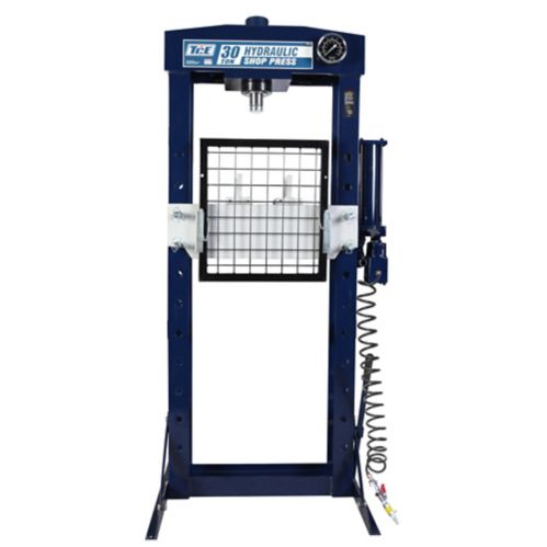 TCE® 30-Ton Pneumatic/Hydraulic Professional Shop Press