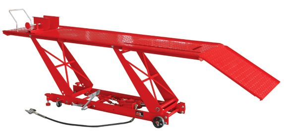 Torin BIG RED® Motorcycle Lift Table, 1/2-Ton