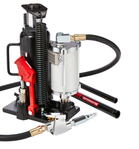 MotoMaster Pneumatic/Hydraulic Bottle Jack Product image