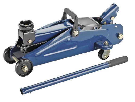 Certified Hydraulic Trolley Jack, 2-Ton