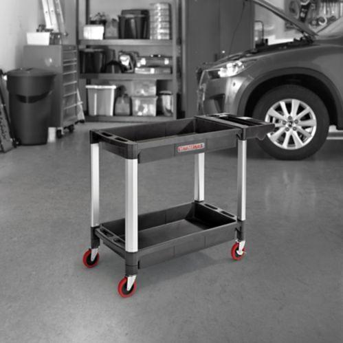 Chariot de service MotoMaster, 500 lb