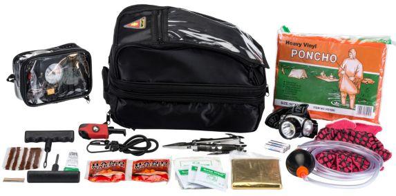 Motorcycle ATV Safety Kit