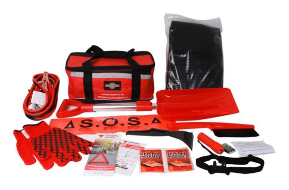 Winter Essentials Automotive Safety Kit