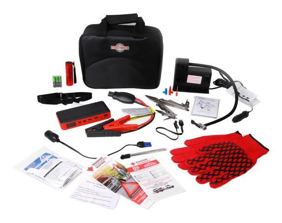 MotoMaster Jump Starter Safety Kit, 44-pc