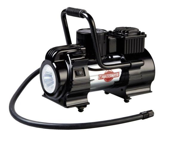 MotoMaster 12V Direct Drive Digital Air Compressor, 3-Minute