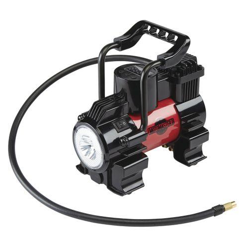 MotoMaster 12V Direct Drive Inflator, 3-Minute