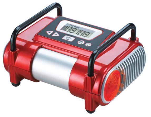Compresseur MotoMaster 12V programmable