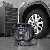 Pompe électrique double MotoMaster, 12V/120V | MotoMaster | Canadian Tire