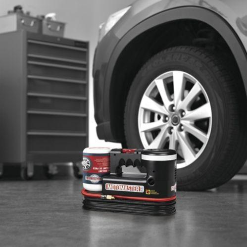 MotoMaster Pro+ Inflator & Tire Repair Kit