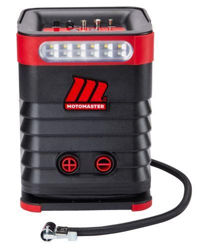 Gonfleur numérique à débit élevé MotoMaster
