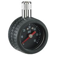 Mini manométre à pneu