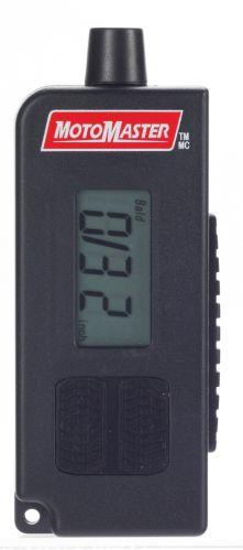 Manomètre numérique pour pneus MotoMaster Image de l'article