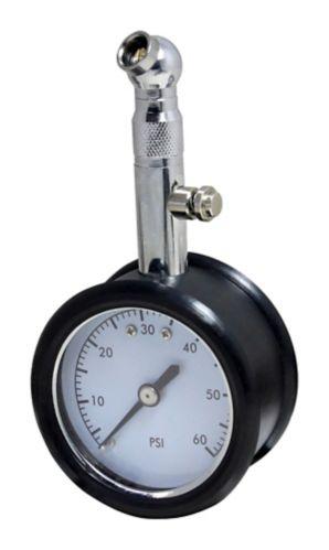 Certified Dial Tire Gauge 0-60 PSI