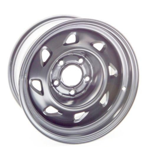 Steel Rim Wheel, Silver