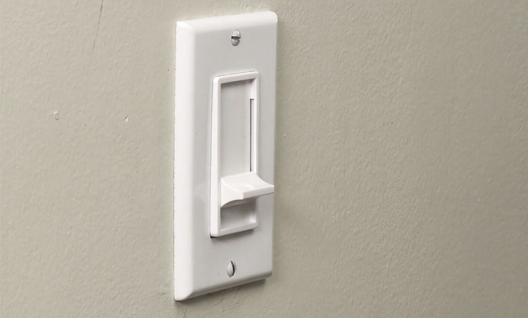 how to connect a dimmer switch