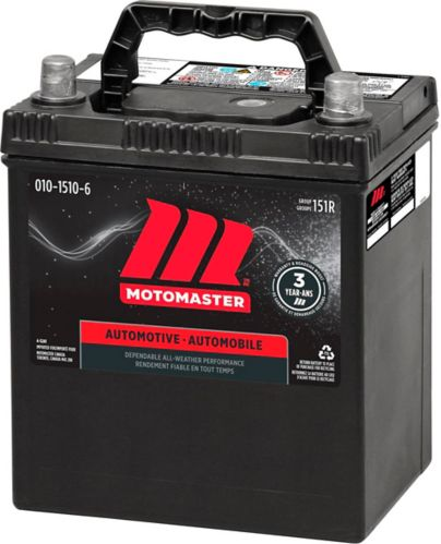 MOTOMASTER Group Size 151R Battery, 360 CCA Product image