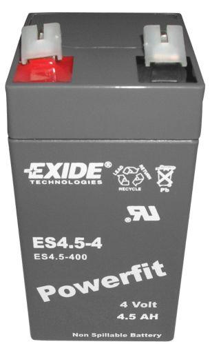 4-Volt 4.5AH SLA Battery