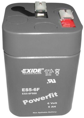 Batterie au plomb-acide scellée 6 V5 Ah
