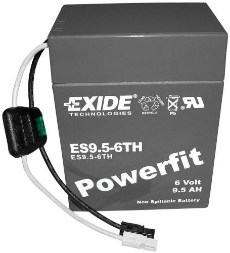Batterie au plomb-acide scellée 6 V 9,5 Ah