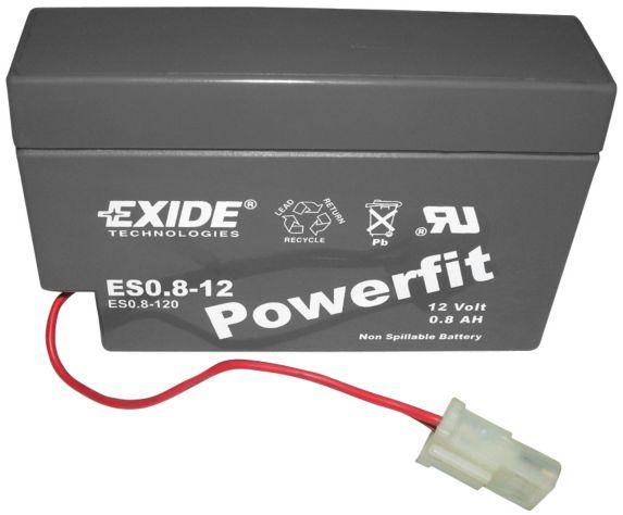 12-Volt 0.8AH SLA Battery