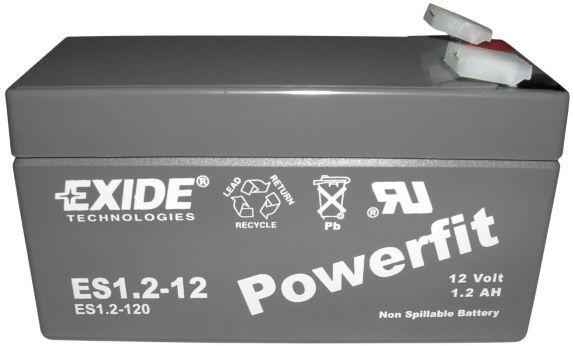 Batterie au plomb-acide scellée 12 V 1,2 Ah