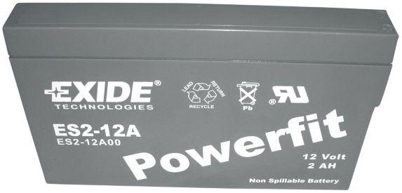 Batterie au plomb-acide scellée 12 V 2 Ah