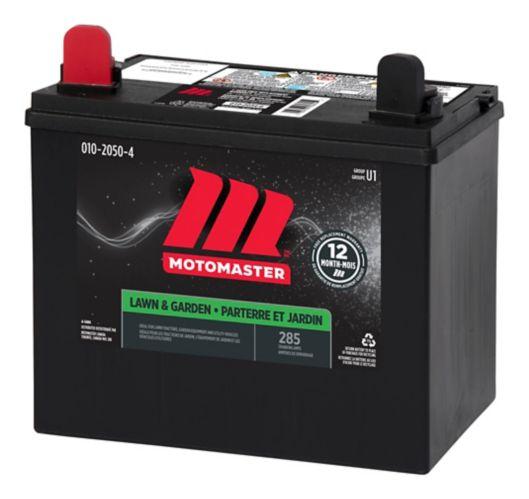 Batterie Motomaster U1, parterre et jardin, 230 ADF