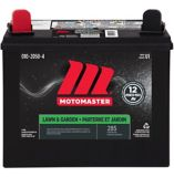 Batterie Motomaster U1, parterre et jardin, 230 ADF   MotoMasternull