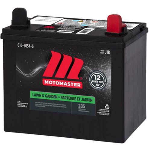 Batterie Motomaster U1R, parterre et jardin, 230 ADF