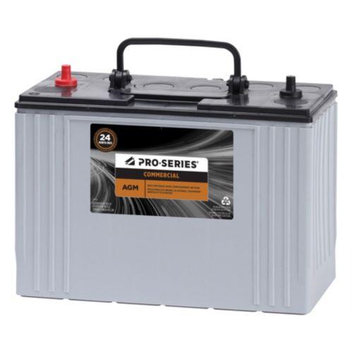 Group 31 AGM 12V Commercial Battery
