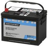 CERTIFIED Group Size 34 Battery, 600 CCA   Certifiednull