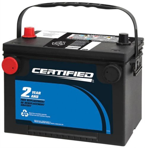 Batterie Certified, groupe 34/78, 690 ADF