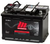 MOTOMASTER Group Size 48 (H6/L3) Battery, 680 CCA | MotoMasternull