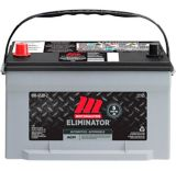 Batterie MOTOMASTER ELIMINATOR AGM, groupe 65, 750 ADF | MotoMaster Eliminatornull