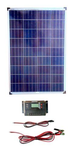 NOMA 100W Solar Panel Kit