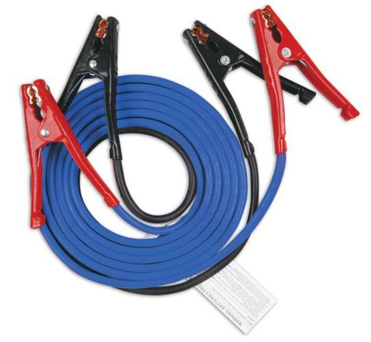 MotoMaster Booster Cables, 12-ft, 6 gauge