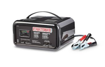 MotoMaster 12/2A Automatic Battery Charger with 75A Engine Start