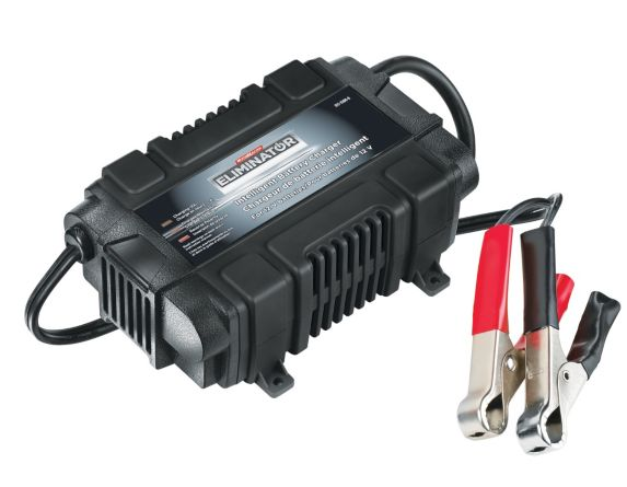 Chargeur intelligent MotoMaster Eliminator, 2 A