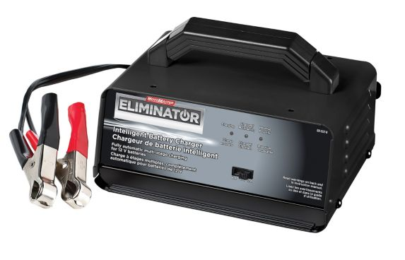 Chargeur intelligent MotoMaster Eliminator, 6 A /4 A / 2 A