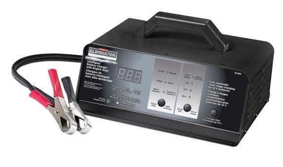 Chargeur intelligent MotoMaster Eliminator, 75 /25 /12 /4 A