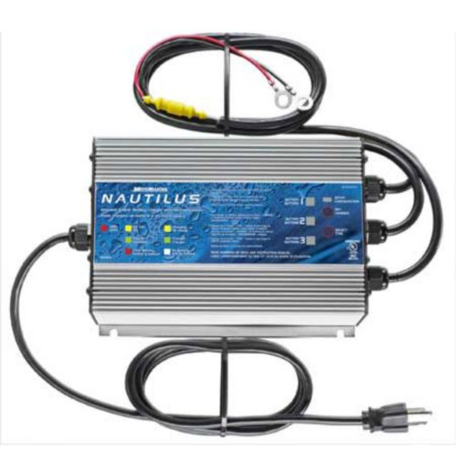 MotoMaster Nautilus 15A Onboard Battery Charger