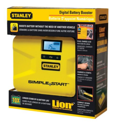 Lithium Ion Simple Start Battery Charger