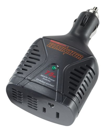 MotoMaster 75W Mobile Power Outlet and Inverter