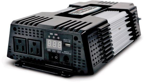 Onduleur portatif MotoMaster Eliminator, 1500W