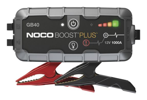 NOCO Genius GB40 Boost+ Jump Starter and Power Bank, 1000 Amp Product image