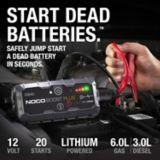 NOCO Genius GB40 Boost+ Jump Starter and Power Bank, 1000 Amp | NOCO Geniusnull