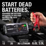 NOCO Genius GB40 Boost+ Jump Starter and Power Bank, 1000 Amp | NOCO Genius | Canadian Tire